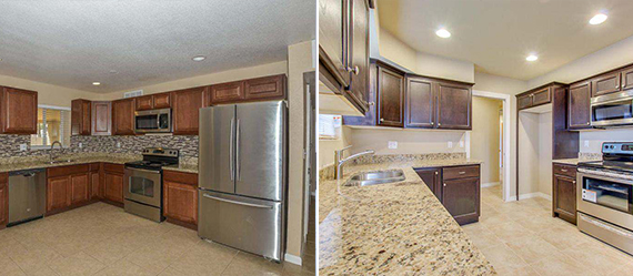 Professional Kitchen Remodeling & Kitchen Cabinets
